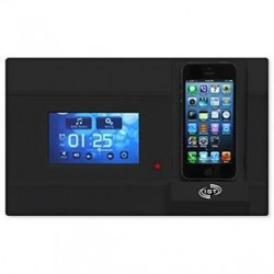 Intrasonic Technology IST In-Wall Stereo System, Black I600B