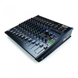 Alto Professional Live 1202   12-Channel / 2-Bus Mixer with 7 XLR inputs