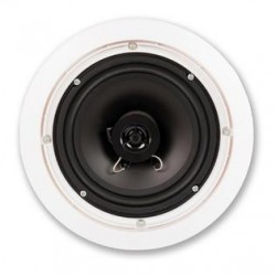 Acoustic Audio HTI6c Flush Mount In Ceiling Speakers with 6.5
