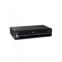 Toshiba SD-V296 Vhs Vcr Has No TV Tuner - Progressive-Scan For Dvd Player Only When Used With Colorstream Component Video