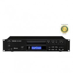 Tascam CD200BT CD and Bluetooth Player with 1 Year Free Extended Warranty