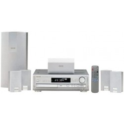Panasonic SC-HT80 5-DVD Home Theater System (Discontinued by Manufacturer)