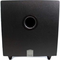 12″ 150W Subwoofer Speaker Poly Woofer Integrated Amp Home Audio Theater